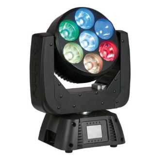 Showtec Infinity iB-715 RGBW Beam Spot LED Moving Head | Lighting | DJ & Club Moving Heads | Showtec | Lighthouse Audiovisual UK